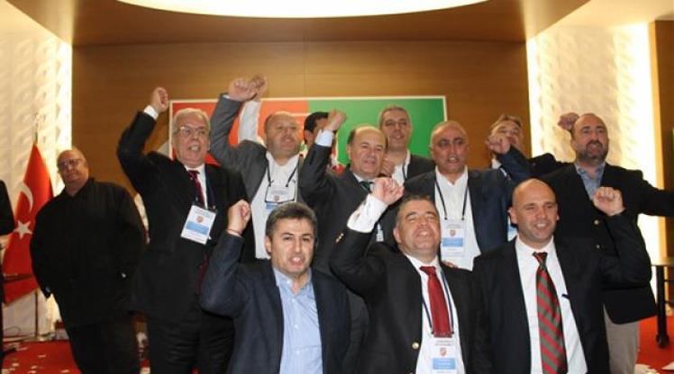 Karşıyaka'da görev dağılımı yapıldı