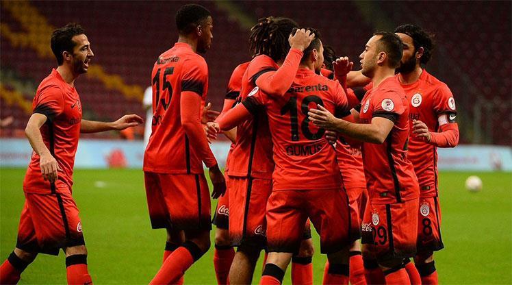 Galatasaray 2016'yı mutlu açtı!..
