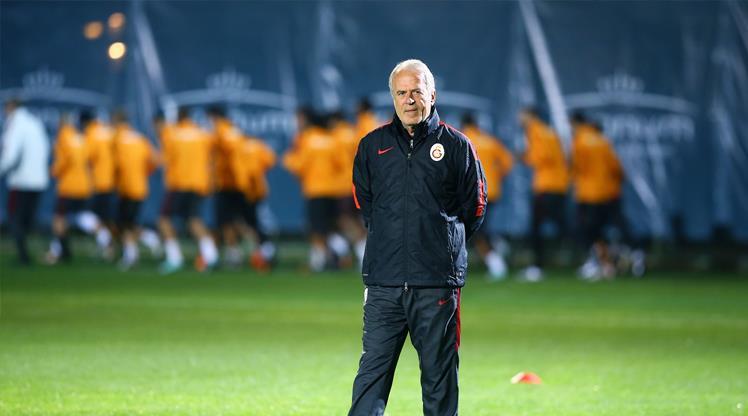 Mustafa Denizli: ''Heyecan verici''
