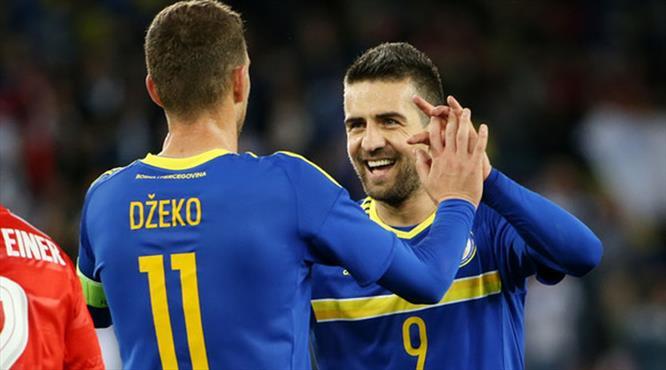 Bosna Belçika'yı şaşırtmak istiyor