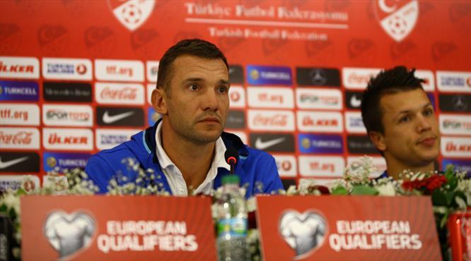 """Shevchenko: """"Arda Turan yok ama..."""""""
