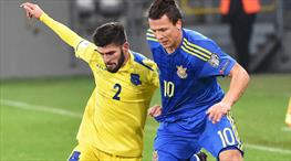 Ukrayna: 3 - Kosova: 0