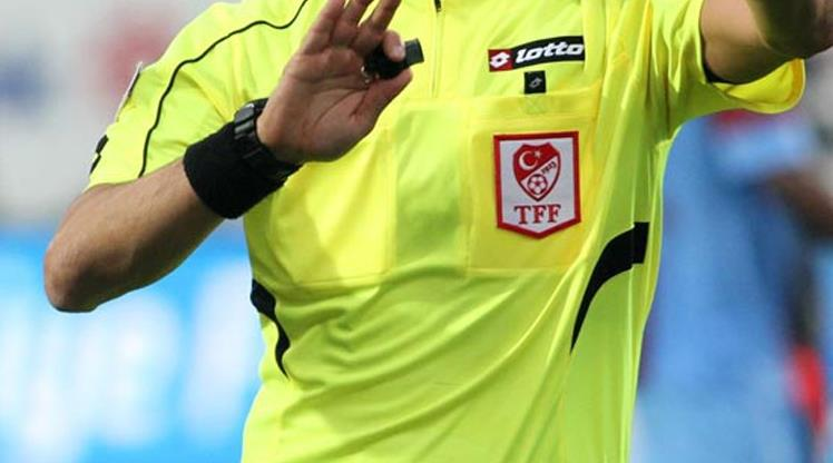 TFF 1. Lig'de hakemler belli oldu