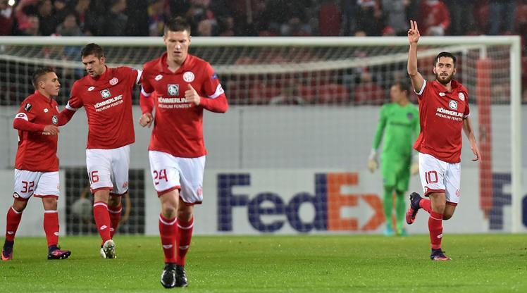 Yunus'un golü Mainz'e yetmedi!
