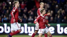 Kjaerli Danimarka Kazakistan'ı dörtledi!