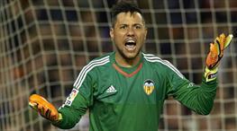 Alves öyle bir kurtarış yaptı ki!...