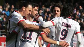 PSG eze eze şampiyon: 0-9 (ÖZET)