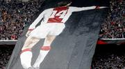 Ajax'tan Cruyff'a galibiyetle veda