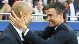 Guardiola ve Luis Enrique bu sözleri duymasın