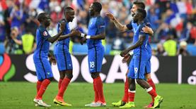 Fransa zirvede