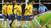 ''Tanrı'nın eli'' Brezilya'yı eledi! (ÖZET)