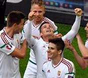 Macarları kendinden geçiren gol!