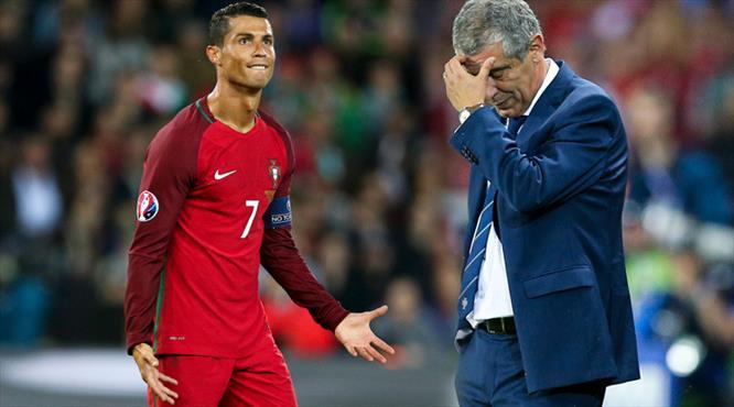''Ronaldo'yu konuşmak istemiyorum''