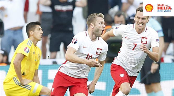Ukrayna-Polonya maçında en yüksek performansı kim gösterdi?