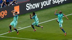 Ronaldo hayallere taş koydu! (ÖZET)