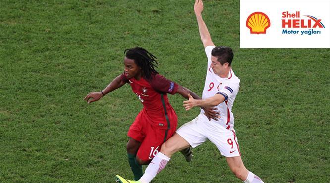 Polonya-Portekiz maçında en yüksek performansı kim gösterdi?