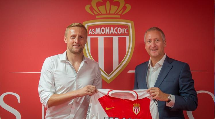 Kamil Glik Monaco'da!