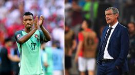 Santos'tan Nani ve Valencia sözleri!