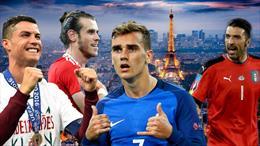 EURO 2016'nın en iyi 11'ini seçiyoruz! (ANKET)