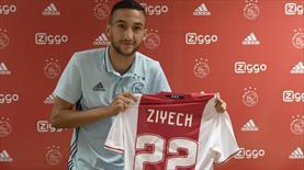 Hakim Ziyech, Ajax'ta