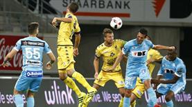 Gent son dakika golüyle kazandı