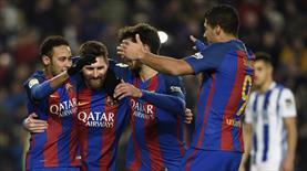 Barça şov yaptı: 5-2! (ÖZET)