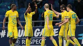4-0! Astana'nın şov gecesi!