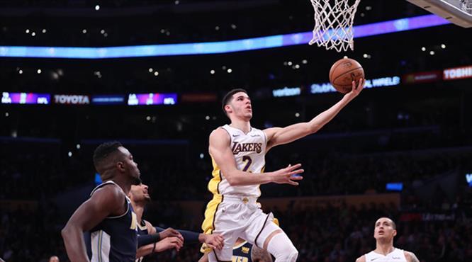 Lakers tarihine geçti! Bu çocuğa dikkat