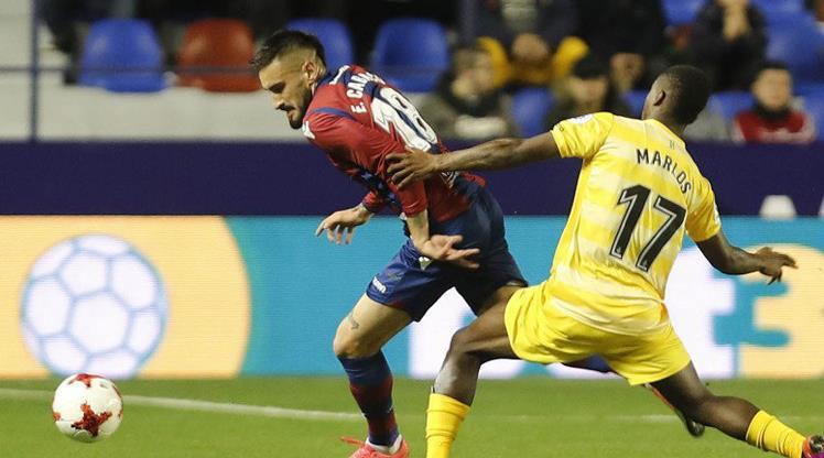 Enes oynamadı, Levante bileti aldı