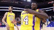 Lakers son saniyede kazandı!