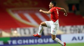 Falcao orta sahadan avladı! Monaco turladı! (ÖZET)