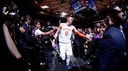 Porzingis NBA tarihine geçti!