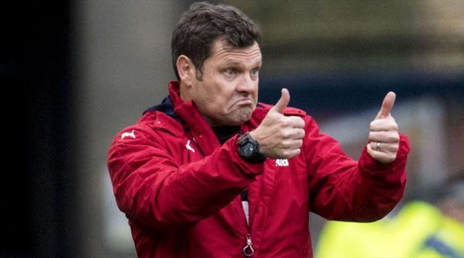 Glasgow Rangers Murty'e emanet