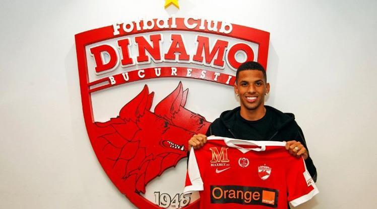 Efsanenin oğlu Dinamo Bükreş'te