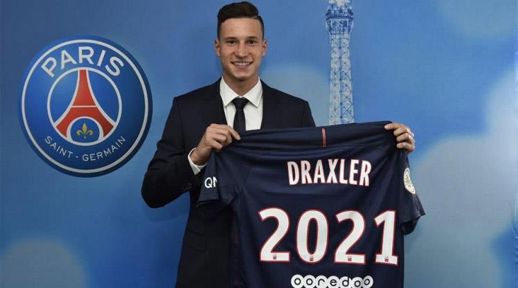 Ara transferin şampiyonu Fransa