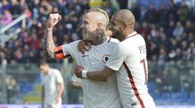 Roma Juventus'un peşinde (ÖZET)