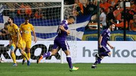 Anderlecht avantajı kaptı