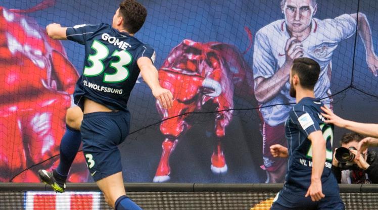 Leipzig'in umutlarını Gomez bitirdi