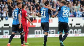 Hoffenheim'ın hayali gerçek oldu