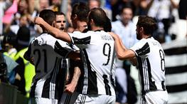 Ve Juventus resmen şampiyon! (ÖZET)