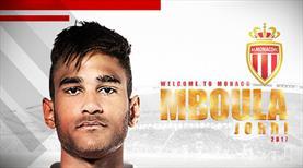 Mboula Barcelona'dan Monaco'ya gitti