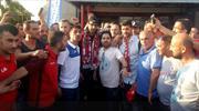 Samaras Samsunspor'da!