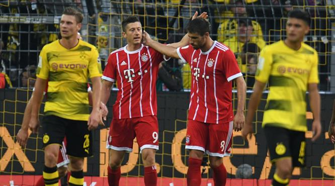Bundesliga'da perde açılıyor