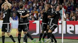 Rosenborg Ajax'ı yıktı!