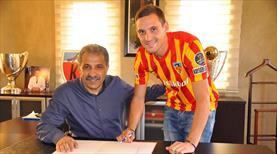 Nikola Stojiljkovic, Kayserispor'da