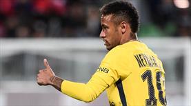 Neymar da partiye katıldı