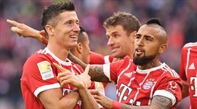 Lewa şov yaptı, Bayern fark attı