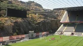 Dünyanın en ilginç stadı Başakşehir'i bekliyor