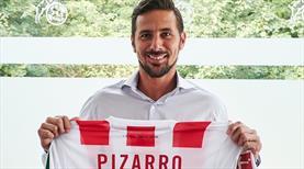 Pizarro'nun son adresi Köln