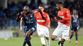Monaco, Montpellier duvarına çarptı (ÖZET)